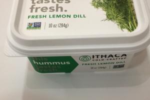 This Hummus Tastes Fresh