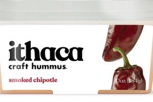 SMOKED CHIPOTLE CRAFT HUMMUS