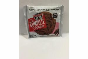 DOUBLE CHOCOLATE BAKED NUTRITION COOKIE