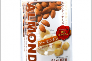 ALMOND CANDY CHEESE
