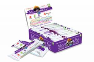 SUNNY-SASKATOON BERRY PREBIOTIC FIBER & GUT HEALTH BAR