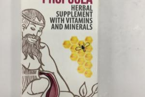 Propgola Herbal Supplement With Vitamins And Minerals