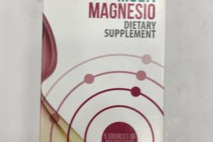Multi Magnesio Dietary Supplement