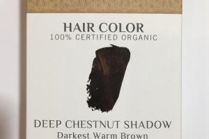 Deep Chestnut Shadow Hair Color