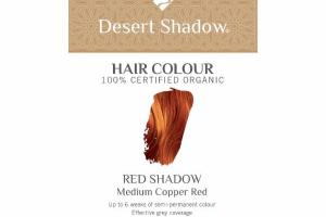 MEDIUM COPPER RED HAIR COLOUR, RED SHADOW
