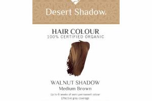 MEDIUM BROWN HAIR COLOUR, WALNUT SHADOW