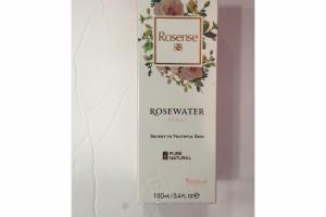 100% PURE NATURAL ROSEWATER SPRAY