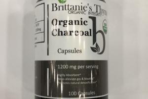 Organic Charcoal