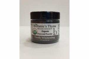 ORGANIC TEETH WHITENING CHARCOAL POWDER