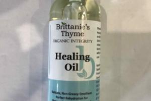ORGANIC INTEGRITY HEALING OIL