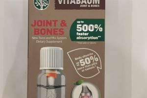 Joint & Bones New Twist And Mix System Dietary Supplement
