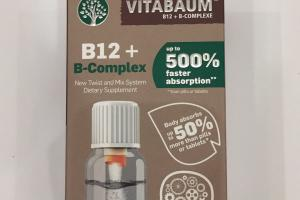 B12 + B-complex Dietary Supplement