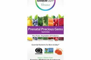 TROPICAL TWIST PRENATAL PRECIOUS GEMS MULTIVITAMIN SUPPLEMENT GUMMIES