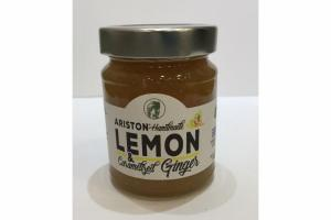 HANDMADE LEMON & CARAMELIZED GINGER