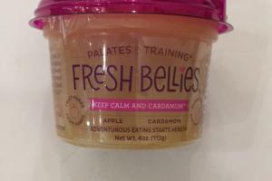 Keep Calm And Cardamom Fruit Puree