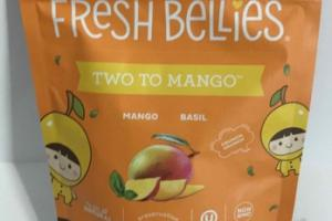 FREEZE DRIED MANGO BASIL