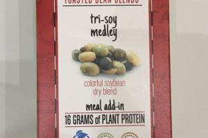 Protein Toppers Toasted Bean Blends