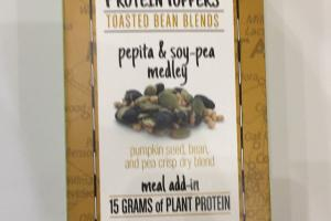 Pepita & Soy-pea Medley Toasted Bean Blends