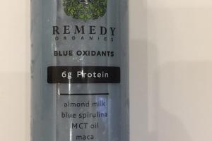 Almond Milk Blue Spirulina Mct Oil Maca Probiotics