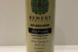 GOLDEN MIND ALMOND MILK