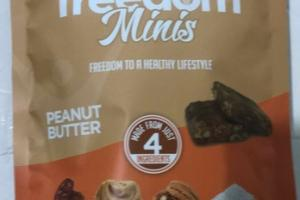 NO ADDED SUGAR MINIS PEANUT BUTTER
