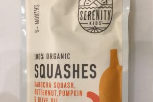 Organic Squashes
