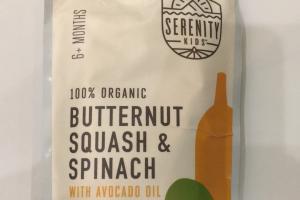 Butternut Squash & Spinach