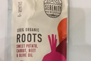 100% Organic Roots
