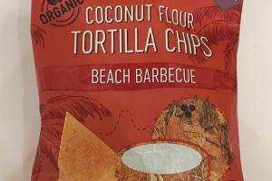 Coconut Flour Tortilla Chips