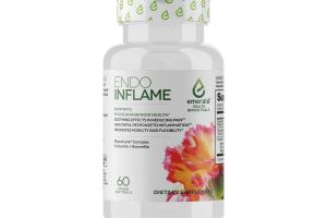ENDO INFLAME SUPPORTS ENDOCANNABINOID HEALTH DIETARY SUPPLEMENT VEGAN SOFTGELS