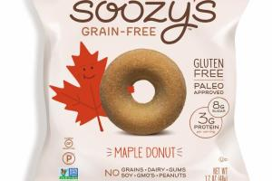 GRAIN-FREE MAPLE DONUT