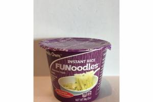 INSTANT RICE FUNOODLES