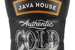Authentic Cold Brew Coffee
