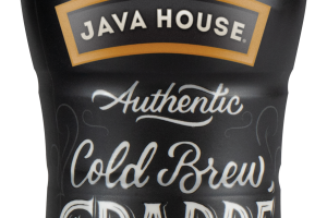 Authentic Cold Brew Frappe