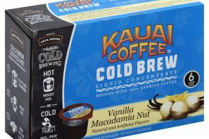 Cold Brew Liquid Concentrate 100% Arabica Coffee