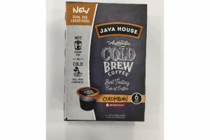 AUTHENTIC COLD BREW COLOMBIAN MEDIUM ROAST COFFEE