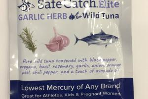 Garlic Herb Wild Tuna