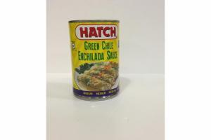 MEDIUM GREEN CHILE ENRICHED SAUCE