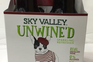 Non-alcoholic Sparkling Refresher Unwine'd