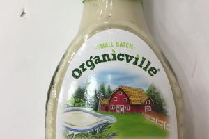 Non Dairy Ranch Dressing