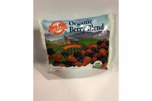 ORGANIC BERRY BLEND FROZEN VEGETABLES