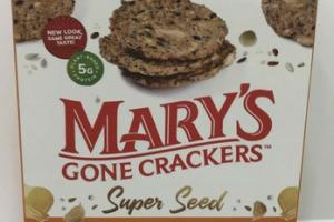 ORGANIC SUPER SEED EVERYTHING CRACKERS