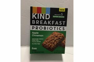 APPLE CINNAMON BREAKFAST PROBIOTICS