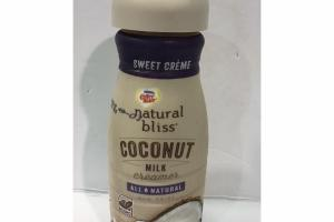 COCONUT MILK SWEET CREAMER