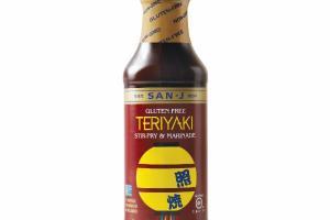GLUTEN FREE TERIYAKI STIR-FRY & MARINADE SAUCE