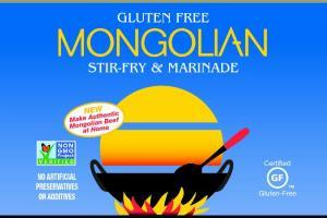 STIR-FRY & MARINADE MONGOLIAN