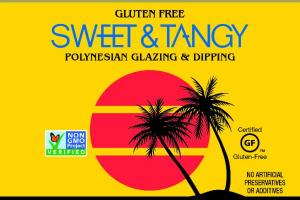 SWEET & TANGY POLYNESIAN GLAZING & DIPPING
