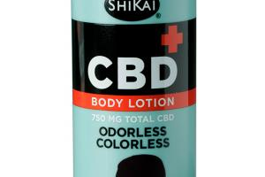 Topical Cannabidiol Odorless Colorless Cbd Body Lotion