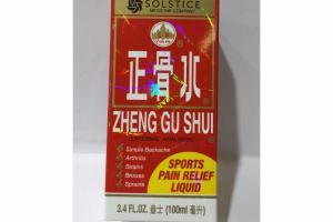 ZHENG GU SHUI SPORTS PAIN RELIEF LIQUID