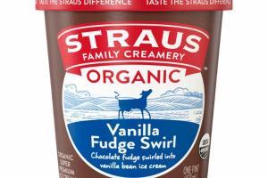 VANILLA FUDGE SWIRL SUPER PREMIUM ICE CREAM